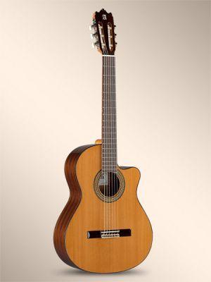 Alhambra 3C Cutaway CW-E1 Elektro Klasik Gitar