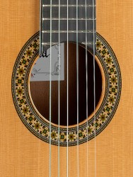 Alhambra Mod 4P - Klasik Gitar - Thumbnail