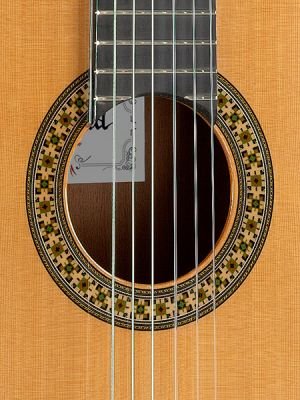 Alhambra Mod 4P - Klasik Gitar