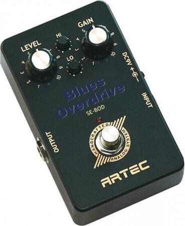 Artec - Artec SE-BOD Overdrive Pedalı