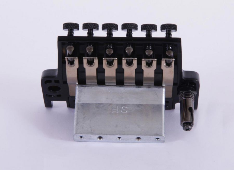 İbanez Orjinal Low Pro Edge Black Floyd Rose Tremolo Set