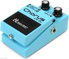 Boss CE-2W Waza Craft Chorus Efekt Pedalı - Thumbnail