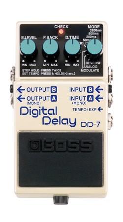 Boss - Boss DD-7 Dijital Delay Pedalı