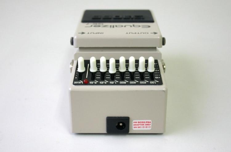 Boss GE-7(T) Ekolayzer Kompakt Pedal