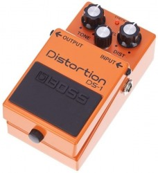 Boss DS-1 Distortion Kompakt Pedalı - Thumbnail
