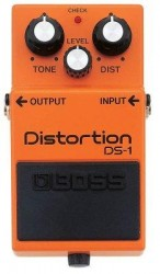 Boss - Boss DS-1 Distortion Kompakt Pedalı