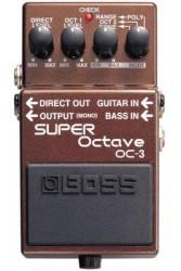 Boss - Boss OC-3 Super Octave Compact Pedal
