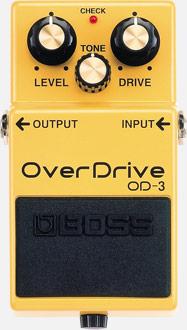 Boss - Boss OD-3 OverDrive Pedalı