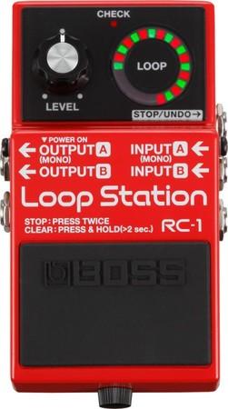 Boss - Boss RC-1 Kompakt Looper Pedalı