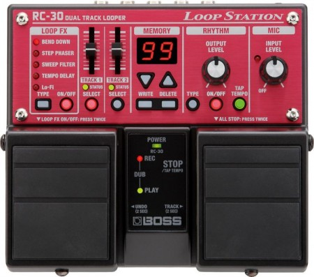 Boss - Boss RC-30 Loop Station Gitar Pedalı
