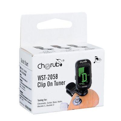 Cherub WST-2058B Mandal Tip Tuner