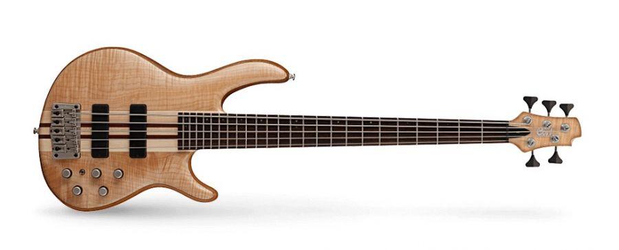 Cort A5 FMMH 5 Telli Bas Gitar