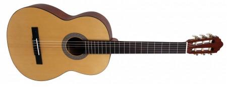Cort - Cort AC100 O PW Ladin Kapak Klasik Gitar