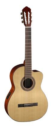 Cort - Cort AC120CE Elektro Klasik Gitar
