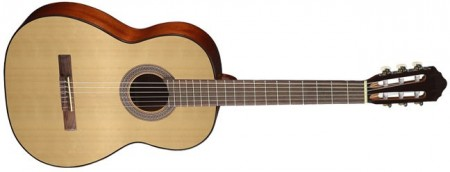 Cort - Cort AC70 3/4 (11-13 Yaş) Naturel Klasik Gitar