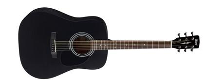 Cort - Cort AD810-BKS Standart Siyah Akustik Gitar