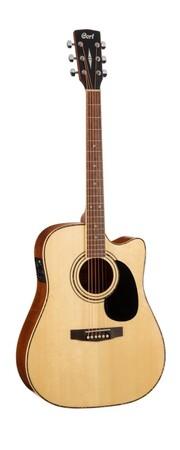 Cort - Cort AD880CE-NS Standard Serisi Elektro Akustik Gitar
