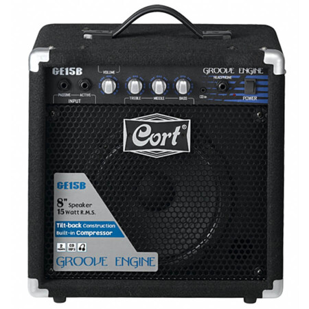 Cort - Cort GE15B Bas Gitar Amfisi (15W)