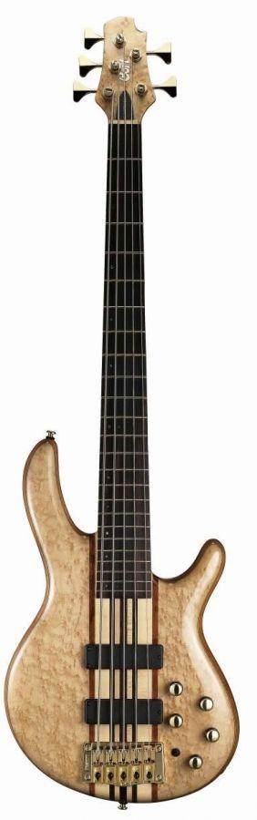 Cort Naturel A5 Custom 5 Telli Bas Gitar