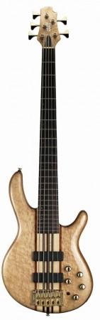Cort - Cort Naturel A5 Custom 5 Telli Bas Gitar