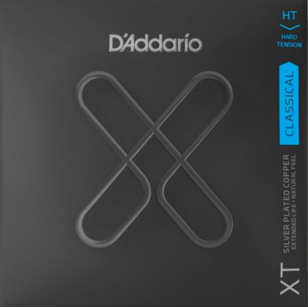 D-Addario - D'Addario XTC46 Hard Tension Klasik Gitar Teli Seti