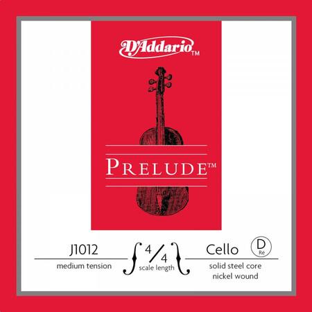 D-Addario - D'Addario J1012 4/4M Prelude Çello Re Tek Teli