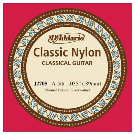 D-Addario - D'Addario J2705 Klasik Gitar Tek La Teli