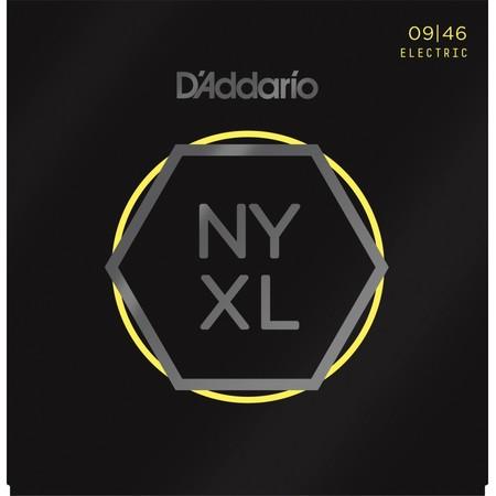 D-Addario - D'Addario NYXL 0946 Nikel Wound Elektro Gitar Tel Takımı