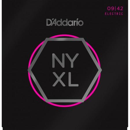D-Addario - D'Addario NYXL0942 Nikel Wound Elektro Gitar Tel Takımı