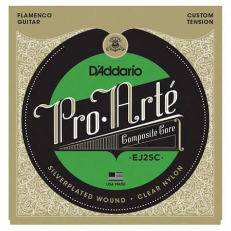 D-Addario - D'Addario Pro-Arte EJ25C Flamenko Composite Klasik Gitar Teli