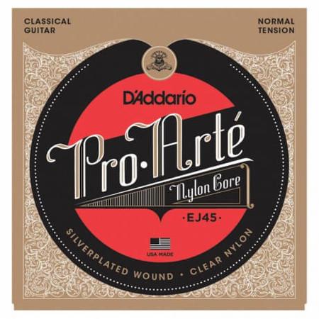 D'Addario Pro-Arte EJ45 Normal Tension Klasik Gitar Teli