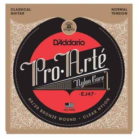 D'Addario Pro-Arte EJ47 Normal Tension Klasik Gitar Teli