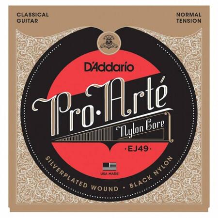 D'Addario Pro-Arte EJ49 Normal Tension Klasik Gitar Teli