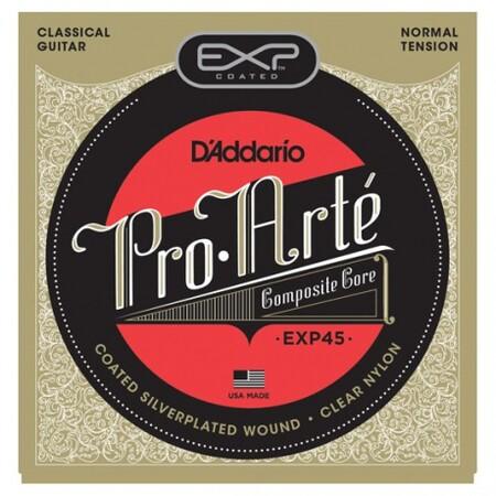 D-Addario - D'Addario Pro-Arte EXP45 Normal Tansiyon Klasik Gitar Teli