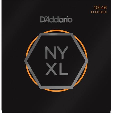 D-Addario - Daddrio NYXL1046 Nickel Wound Elektro Gitar Tel Takımı