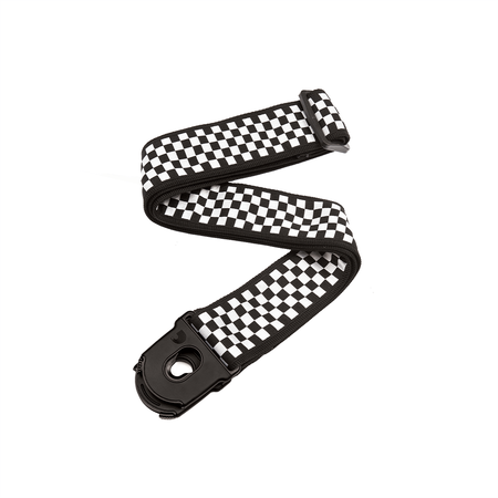 D-Addario - PlanetWaves Check Mate Planet Lock Nylon Guıtar Strap
