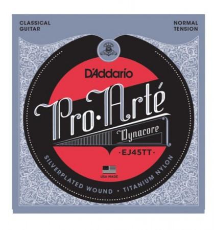 D-Addario - D-Addario EJ45TT Pro-Arte Tıtanıum Klasik Gitar Teli