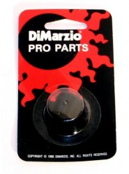 Dimarzio DM2110BK Dome Vidalı Varil Tipi (Barrel Knob Black) - Thumbnail