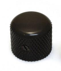 Dimarzio - Dimarzio DM2110BK Dome Vidalı Varil Tipi (Barrel Knob Black)