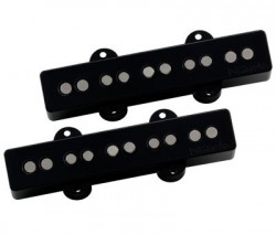 Dimarzio - Dimarzio DP552 Area J5 Pair Jazz Bass Set