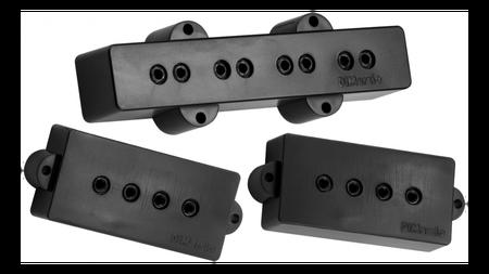 Dimarzio - DiMarzio Model P+J™ Pair DP126 Bas Gitar Manyetik Seti
