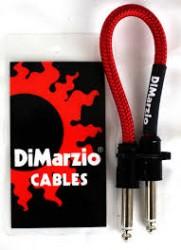 Dimarzio - Dimarzio PC106RD Patch Pedal Ara Kablosu