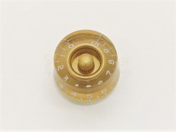 Dimarzio - Dimarzio DM2100 Gold Speed Knob
