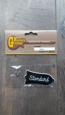 Domo 804 Les Paul Standart Truss Rod Kapağı