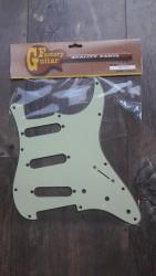 DoMo - Domo STP-1MG Mint Green SSS Strat Pickguard