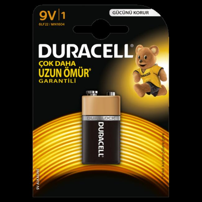 Duracell 6LP3146 9 Volt Pil