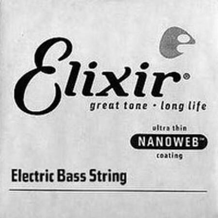 Elixir - Elixir 040 Tekli Bas Gitar Teli