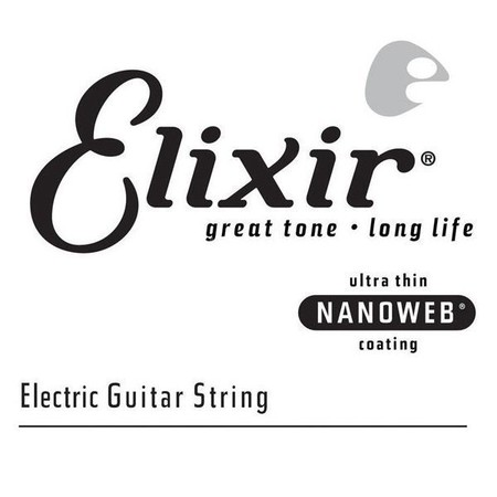 Elixir - Elixir 13022 Nanoweb Elektro-Akustik Tek Tel