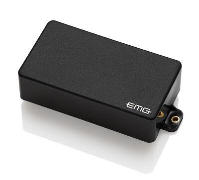 EMG 81 BK Humbucker Aktif Manyetik (Strat Kasa Gitarlar İçin)
