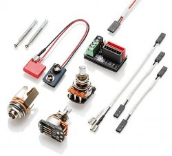 EMG 81 BK Humbucker Aktif Manyetik (Strat Kasa Gitarlar İçin) - Thumbnail